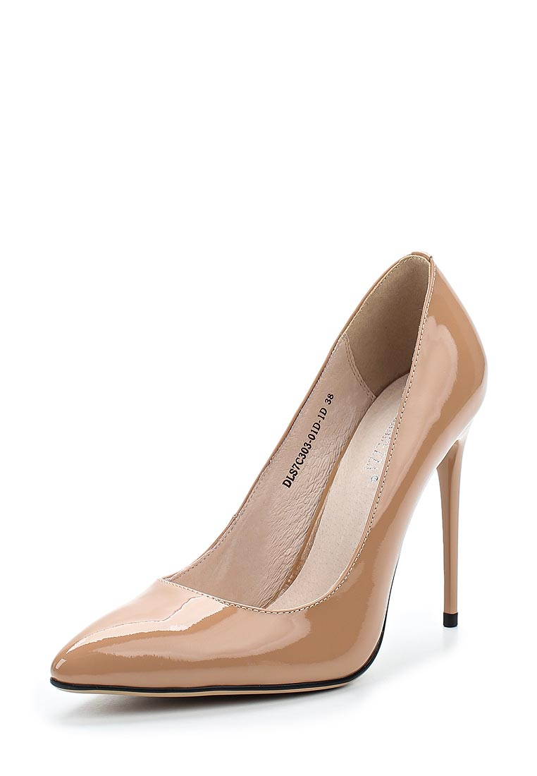 Женские туфли La Grandezza DLS7C303-01D-1D