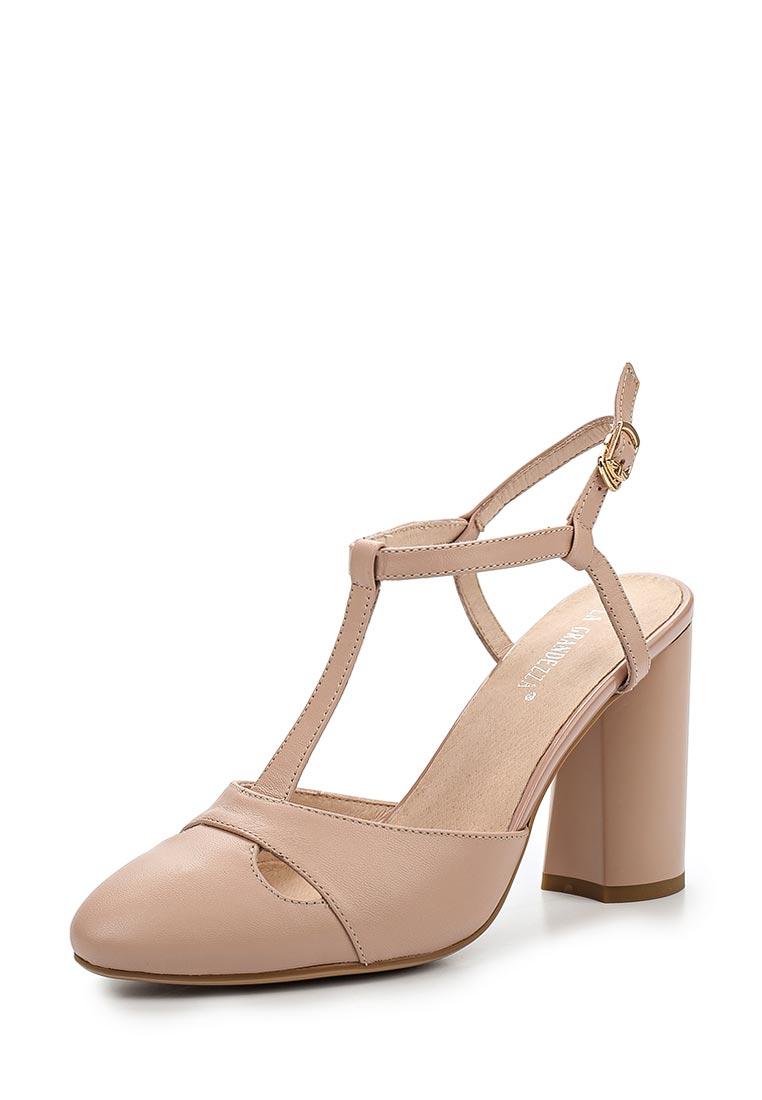 Женские туфли La Grandezza DLS7C308-01-1L