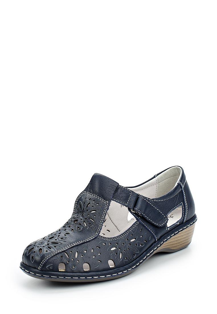 Женские туфли La Grandezza F6065-AB1G