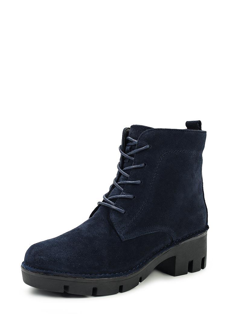 Женские ботинки La Grandezza F761-53XMG(замша)