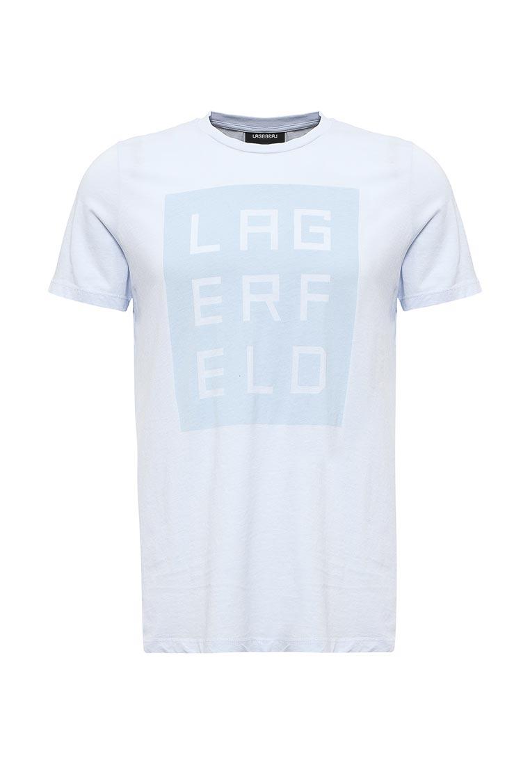 Футболка Lagerfeld 756049