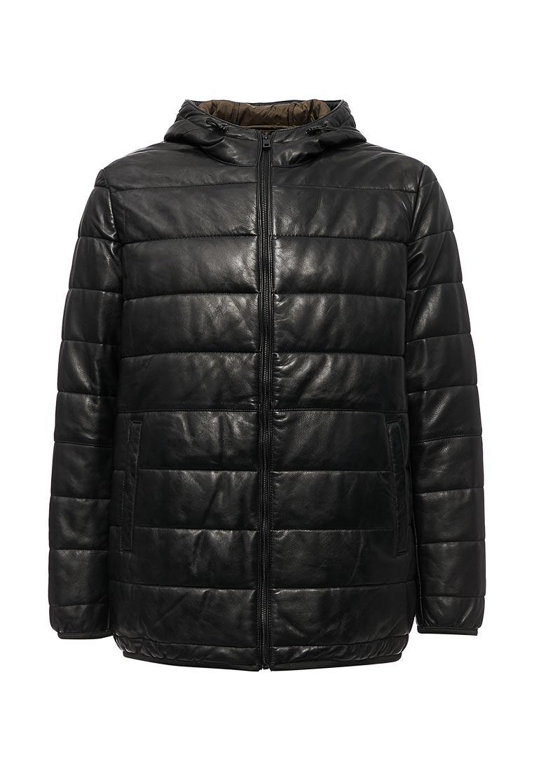 Кожаная куртка Lagerfeld 556014