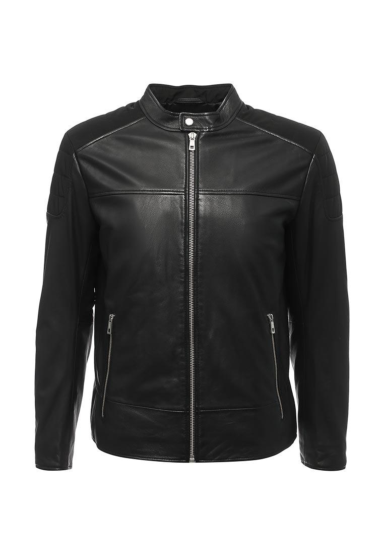 Кожаная куртка Lagerfeld 556008