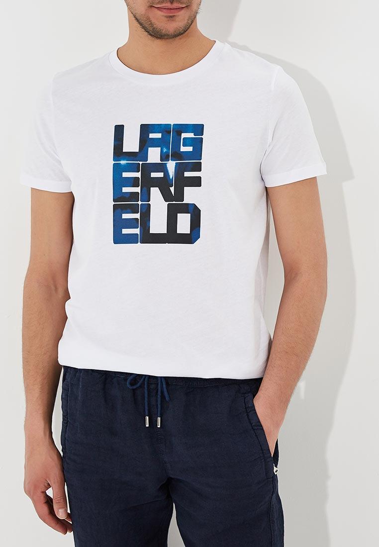 Футболка Lagerfeld 756033