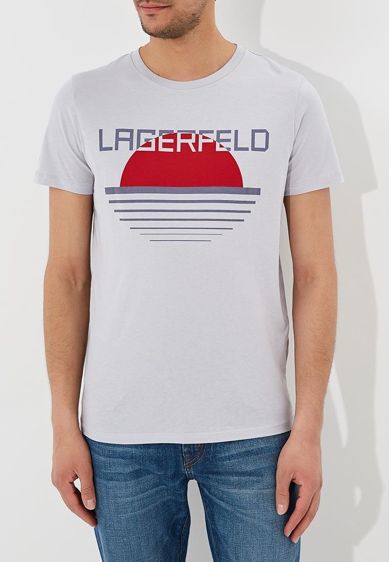 Футболка Lagerfeld 756030