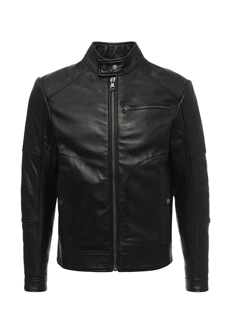 Кожаная куртка Lab. Pal Zileri 28100