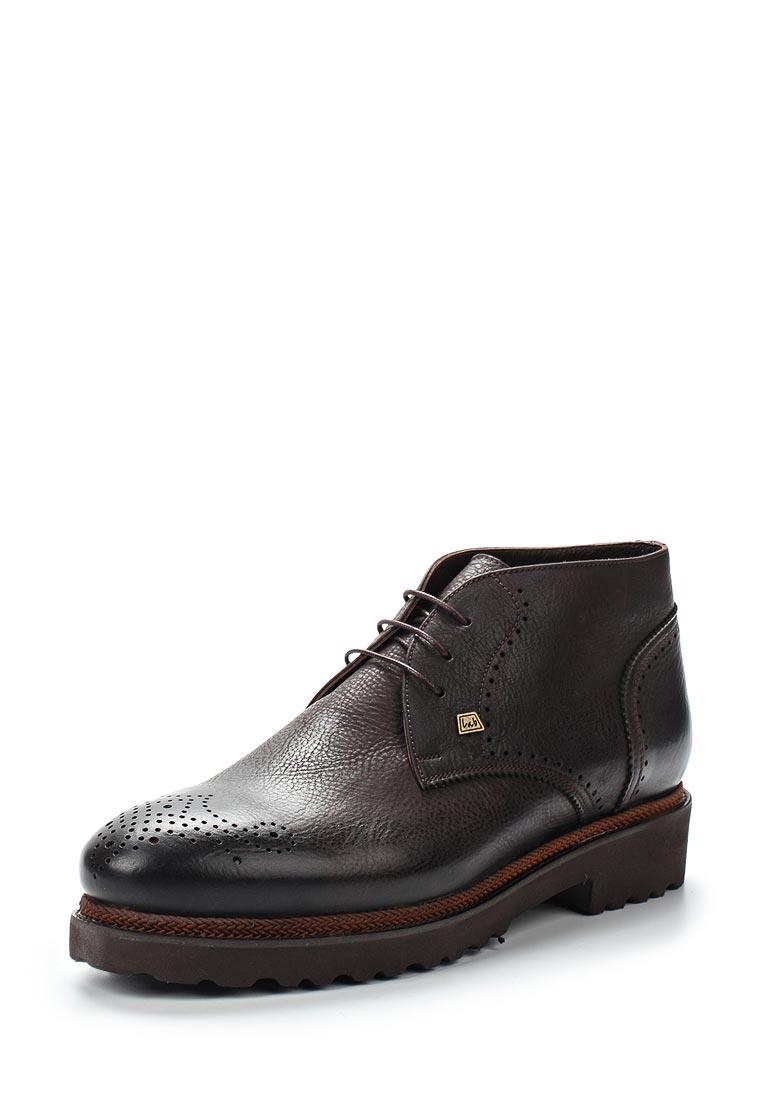 Мужские ботинки Lab-Milano G 7672