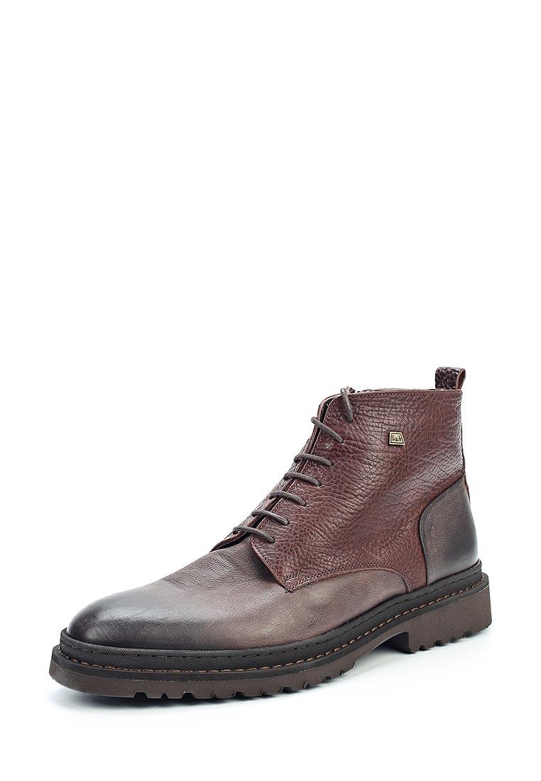 Мужские ботинки Lab-Milano G 5248