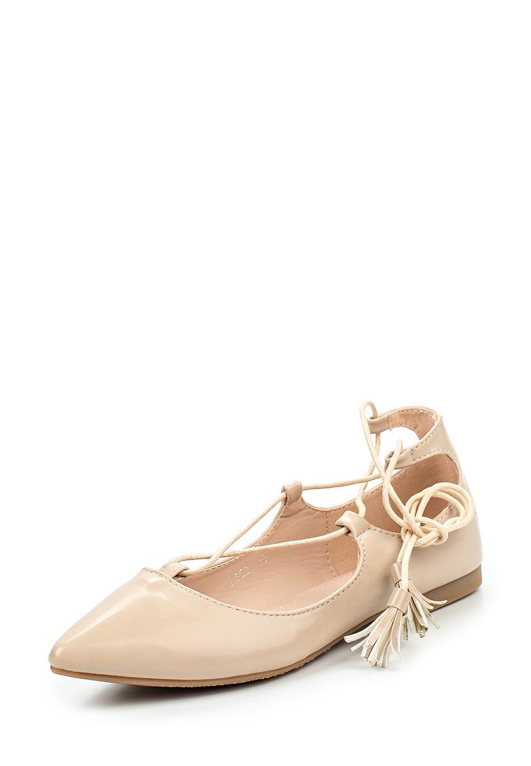 Туфли на плоской подошве Laik HS220