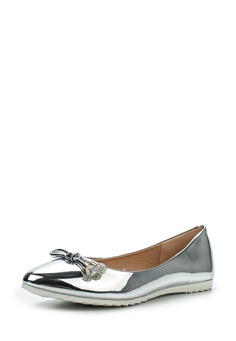 Туфли на плоской подошве Laik SJ0158