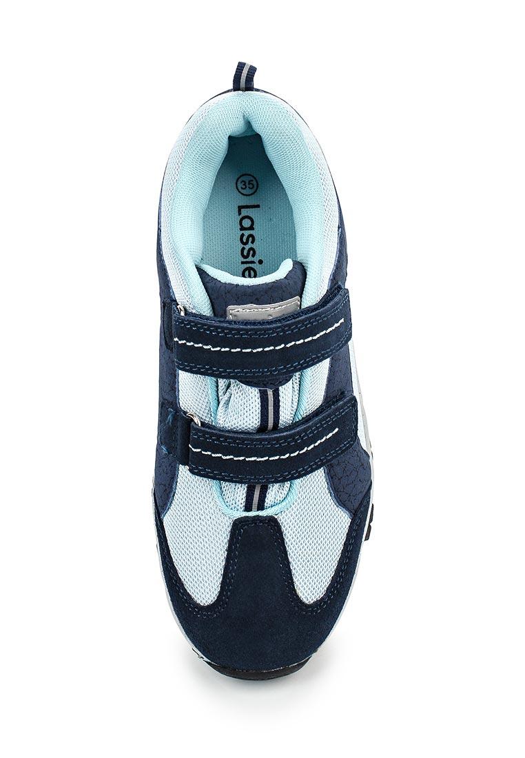 Кроссовки для мальчиков Lassie 769103-9630: изображение 4