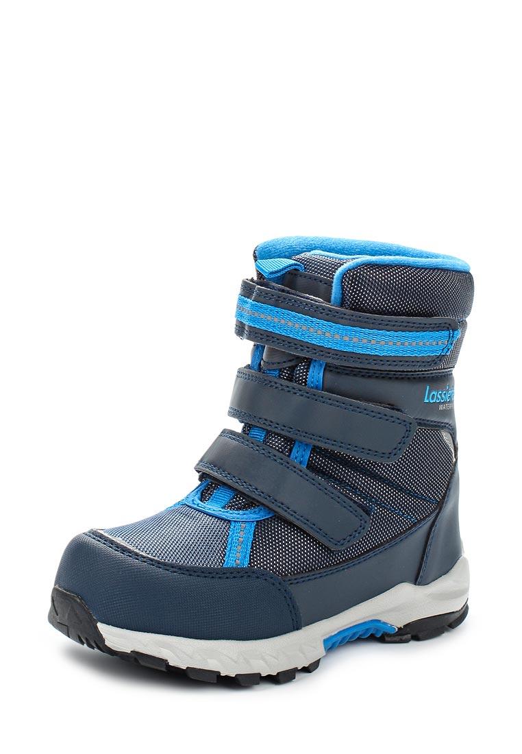Ботинки для мальчиков Lassie 769110-6960
