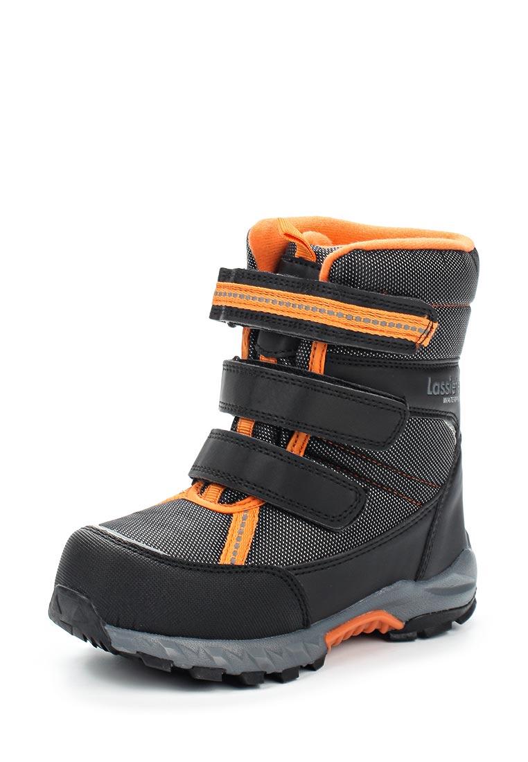 Ботинки для мальчиков Lassie 769110-9990
