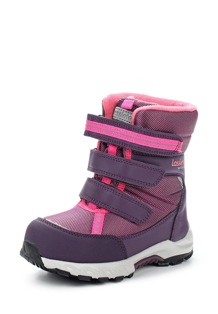 Ботинки для девочек Lassie 769110-4890