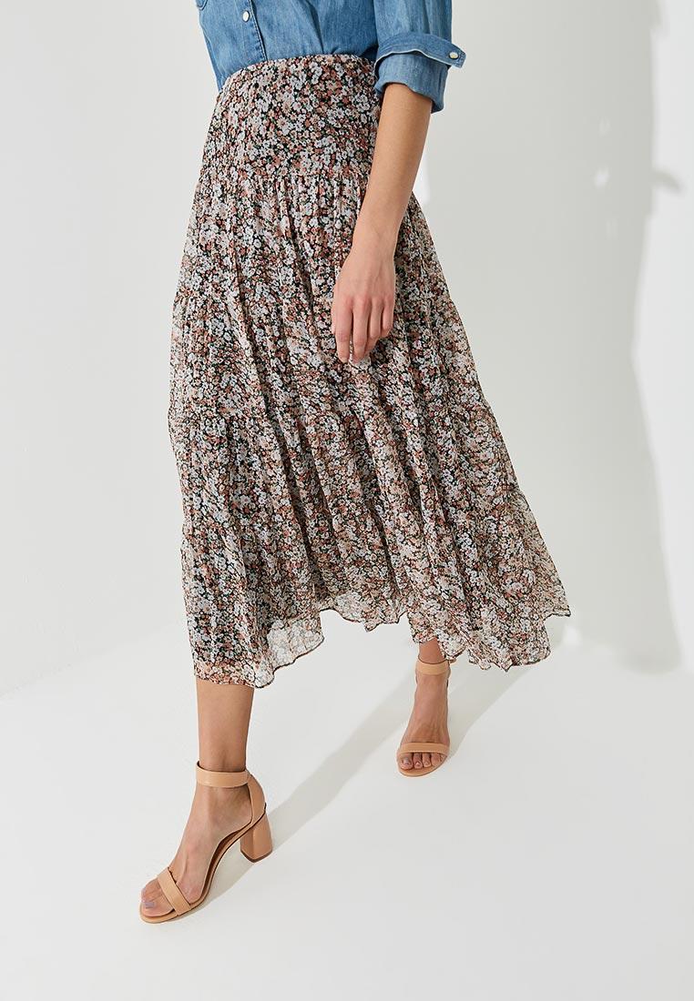Широкая юбка Lauren Ralph Lauren 200707508002
