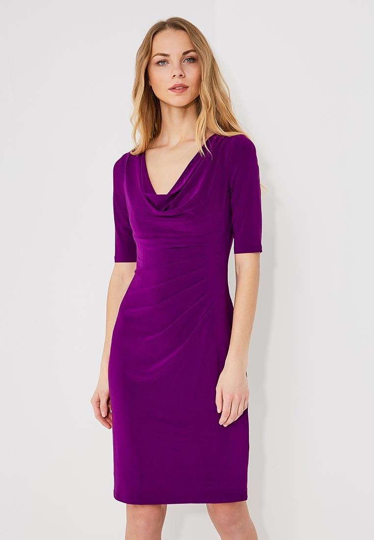 Платье-миди Lauren Ralph Lauren 250637134024