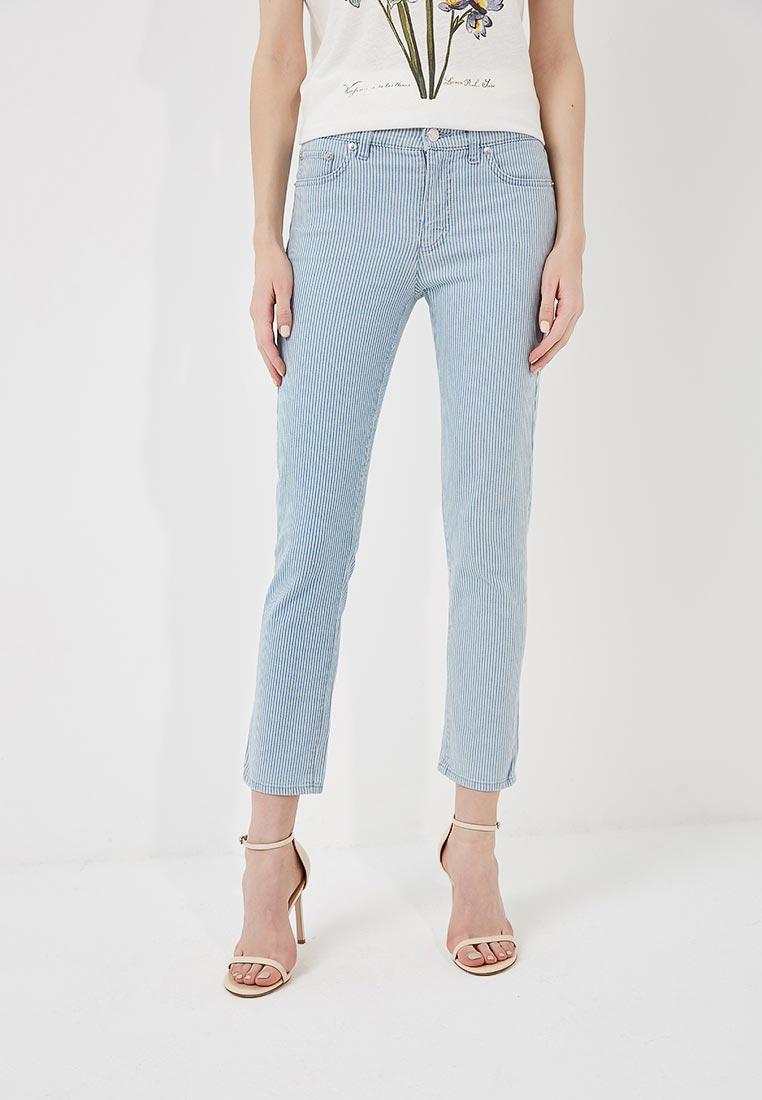Женские зауженные брюки Lauren Ralph Lauren 200692027001