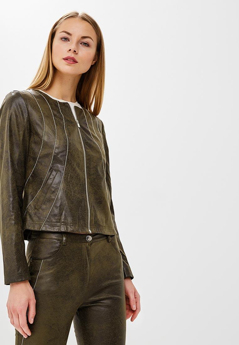 Кожаная куртка Laura Jo CS17852