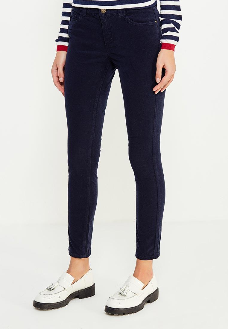 Женские зауженные брюки Lab Dip PO0267 ELLA Marine
