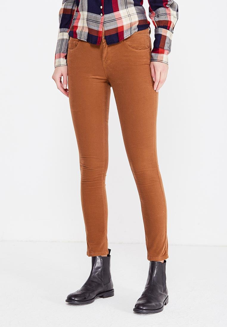 Женские зауженные брюки Lab Dip PO0267 ELLA Tabac