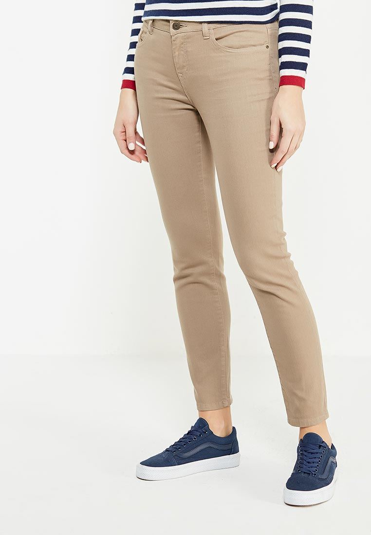 Женские зауженные брюки Lab Dip PO0284 ELLA Chataigne