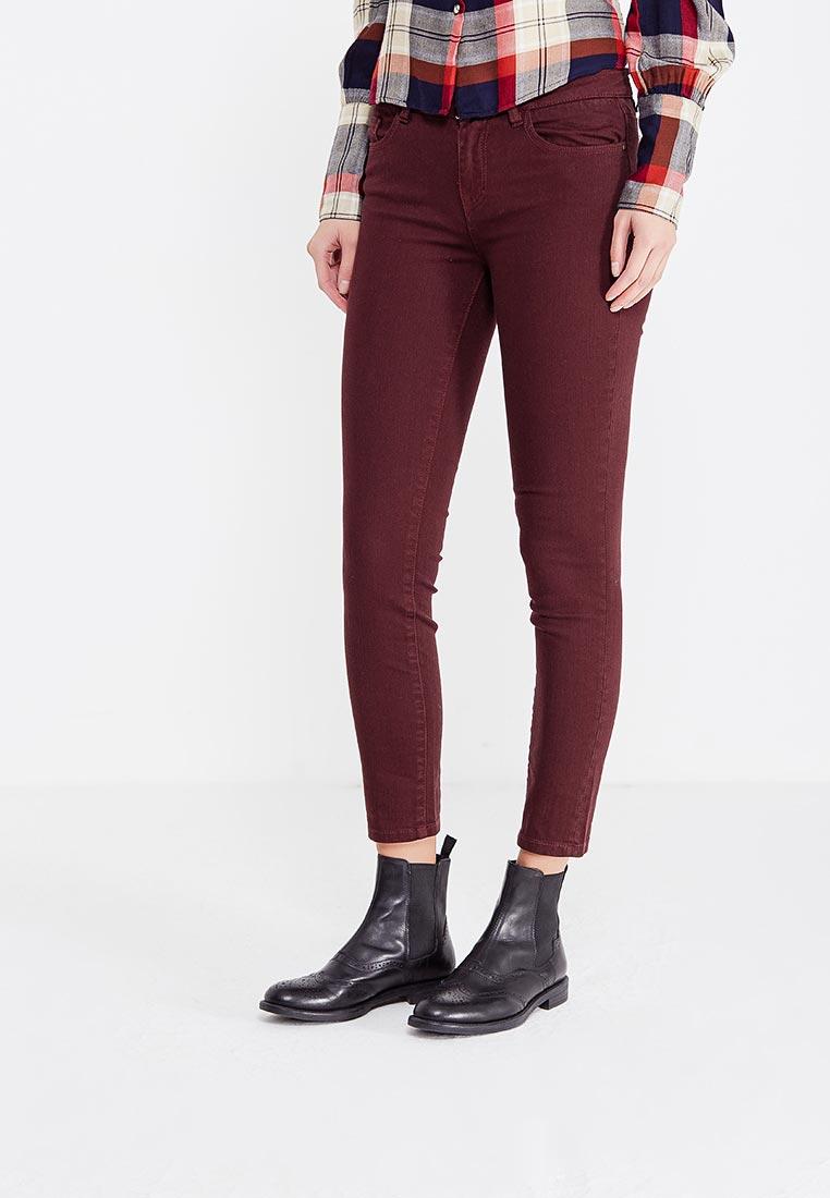 Женские зауженные брюки Lab Dip PO0284 ELLA Lie de Vin