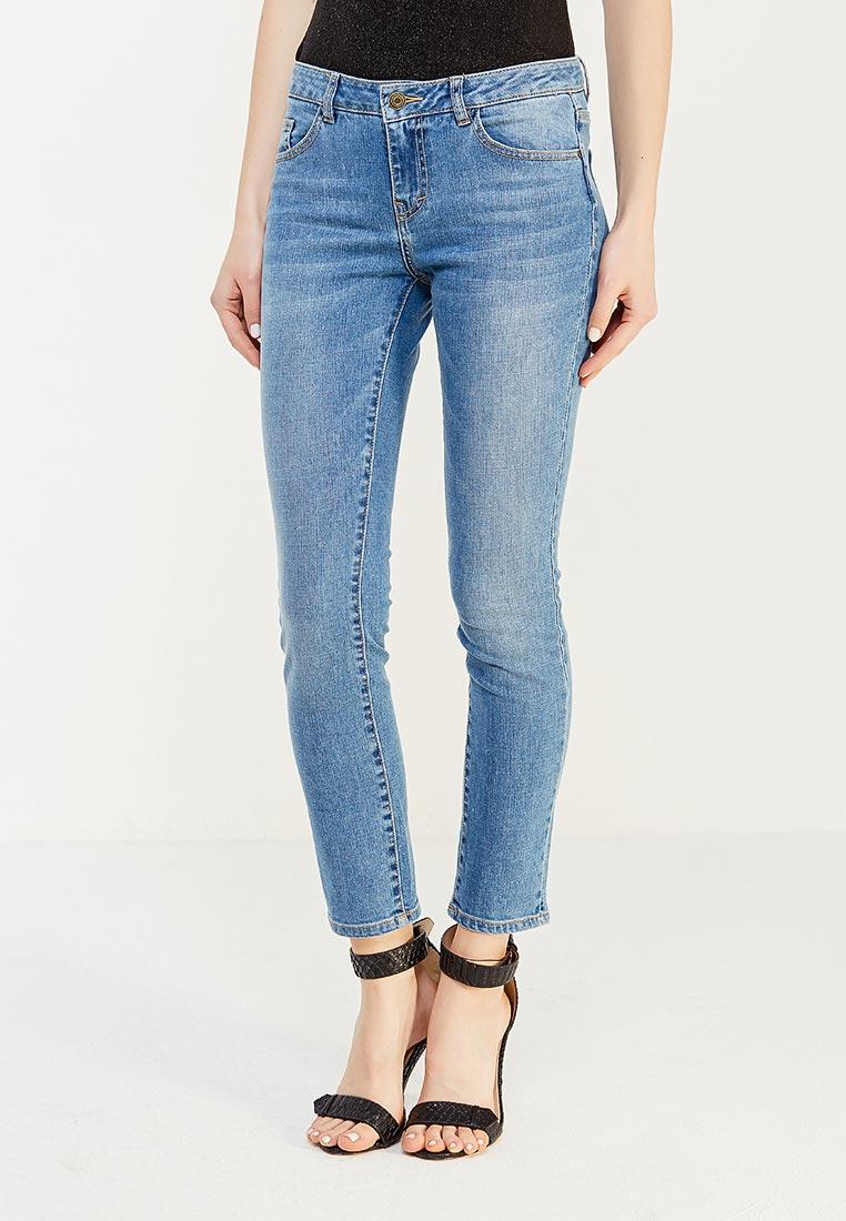 Зауженные джинсы Lab Dip PO0285 ELLA
