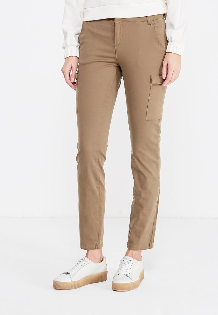 Женские зауженные брюки Lab Dip PO0333 STEF Khaki
