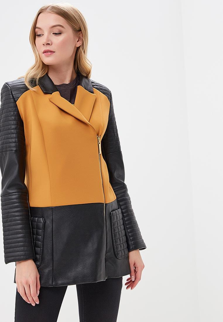 Кожаная куртка Lança Perfume 502TC000005