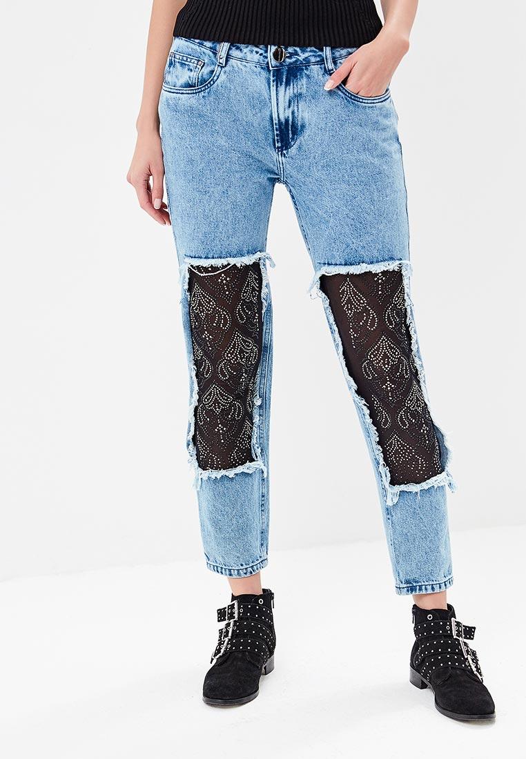 Зауженные джинсы Lança Perfume 501CF001016