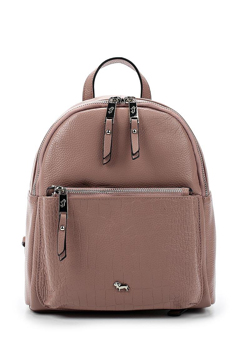 Городской рюкзак Labbra L-15997 pink-taupe