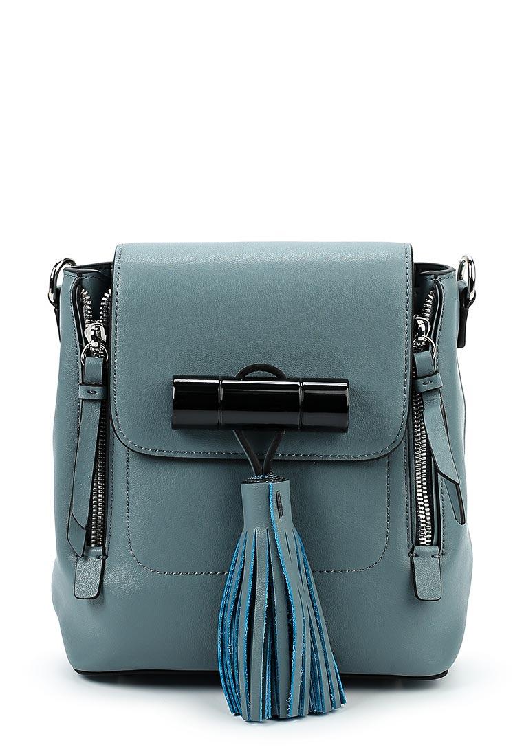 Городской рюкзак Labbra L-A184-01 iron grey