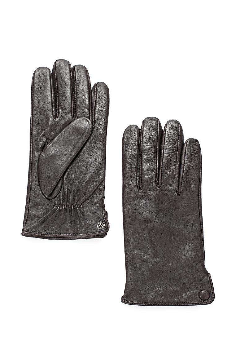 Мужские перчатки Labbra LB-0801 d.brown