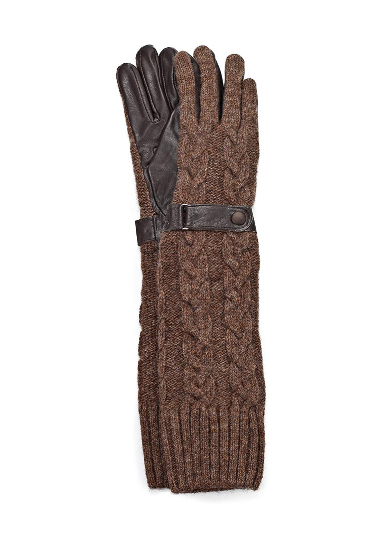 Женские перчатки Labbra LB-02073 brown