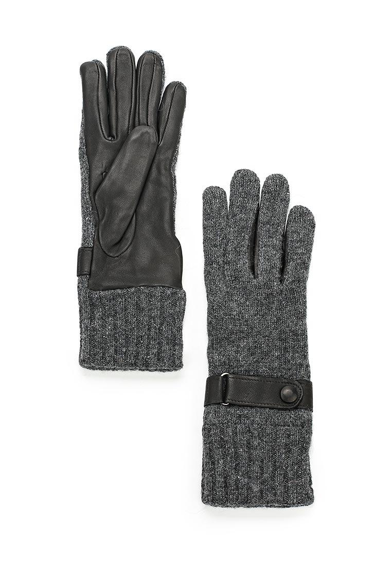 Женские перчатки Labbra LB-02070L BLACK/GREY
