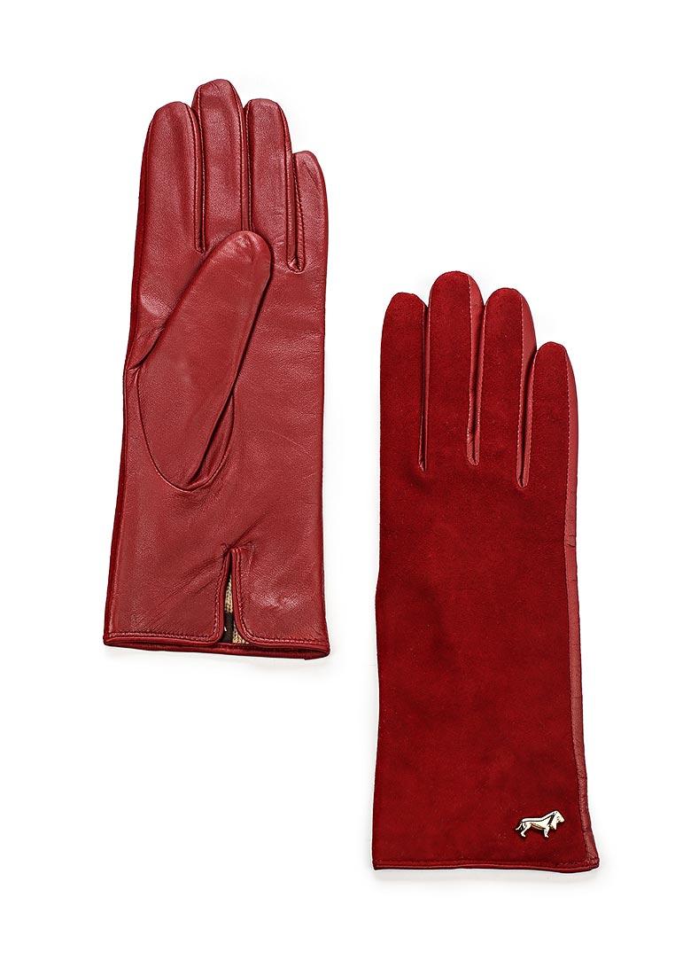 Женские перчатки Labbra LB-4707 bordo