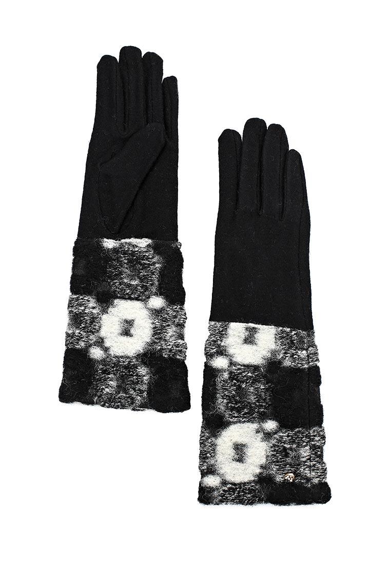 Женские перчатки Labbra LB-PH-1606 black/grey