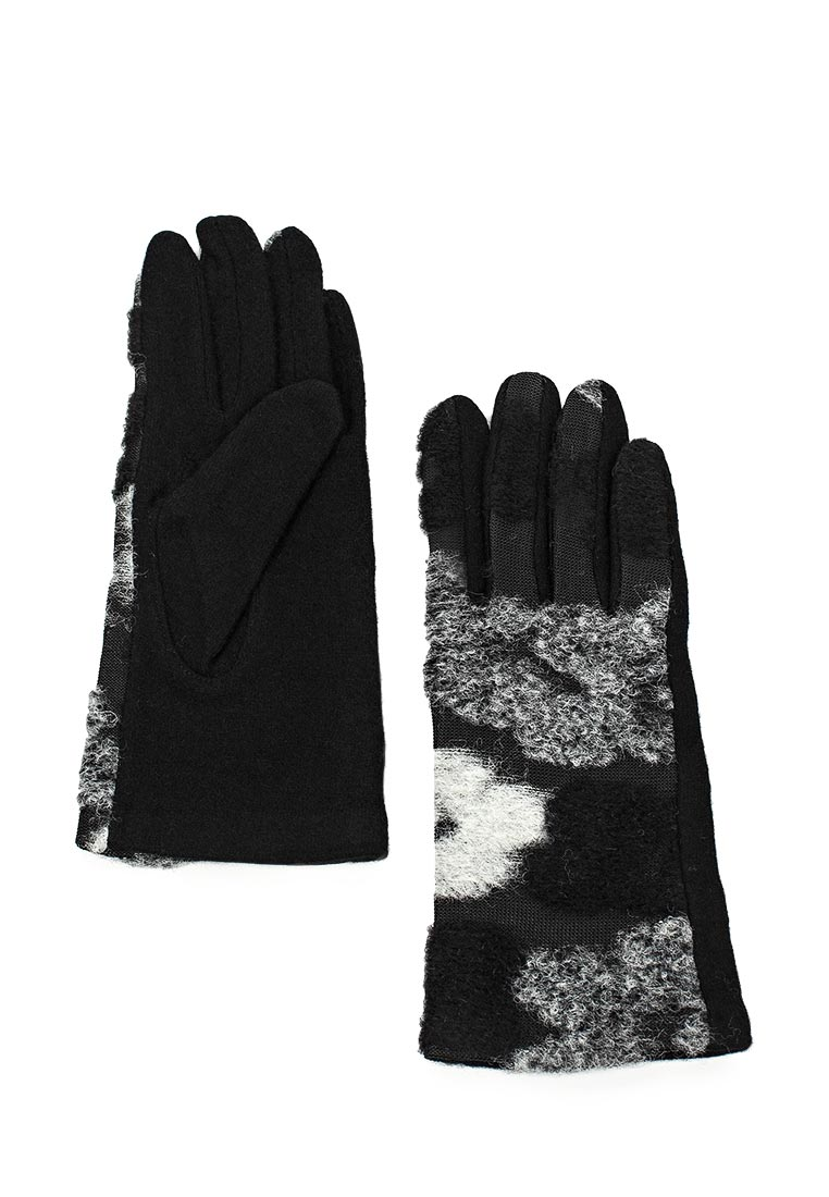 Женские перчатки Labbra LB-PH-1608 black/grey
