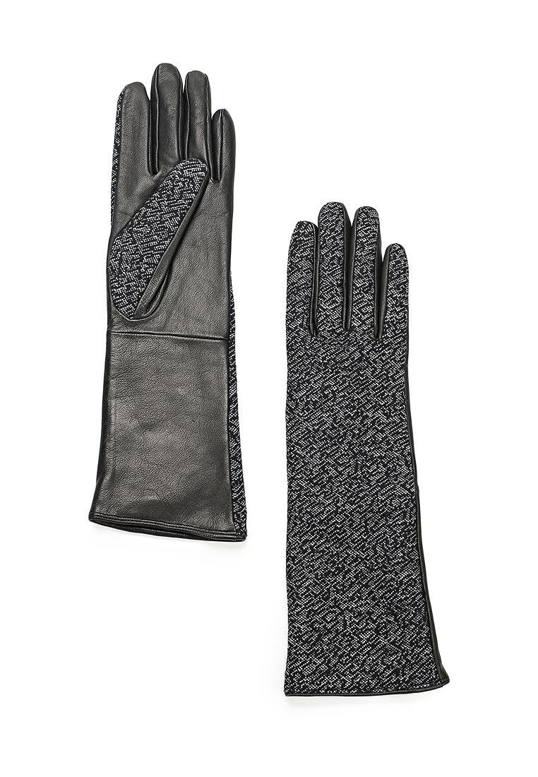 Женские перчатки Labbra LB-02076 black/grey