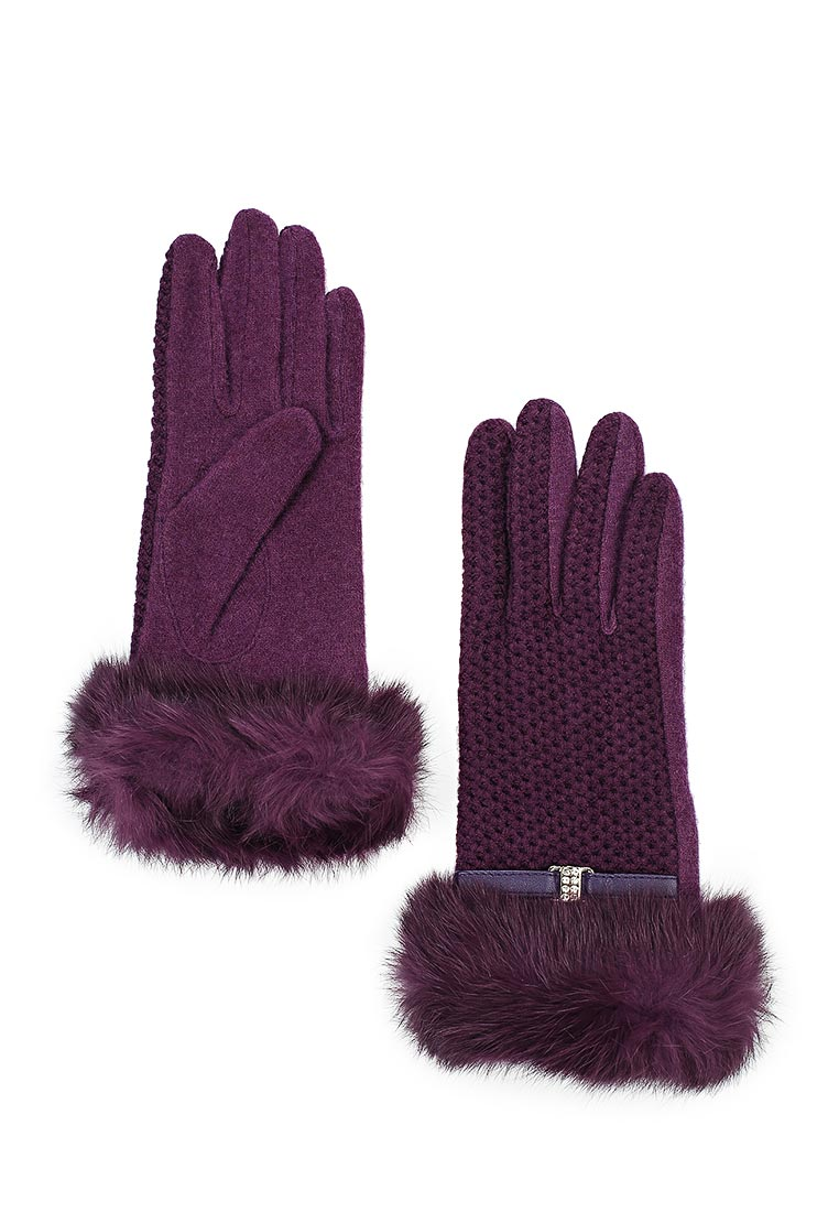 Женские перчатки Labbra LB-PH-38 purple