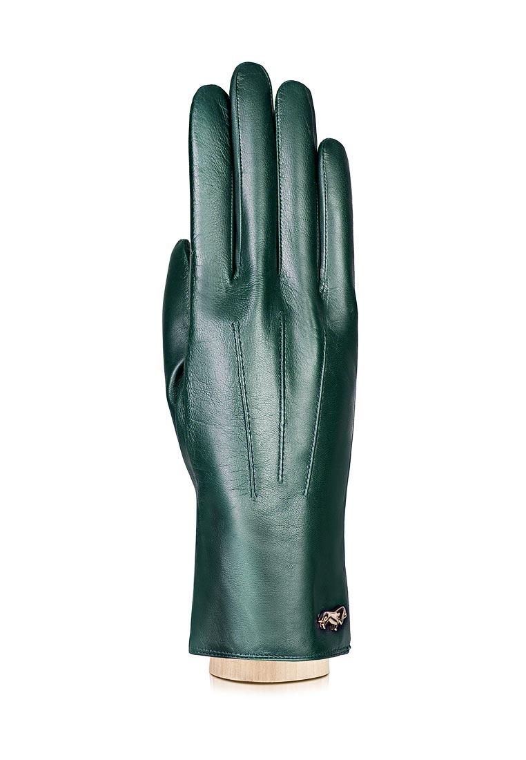Женские перчатки Labbra LB-4607 green