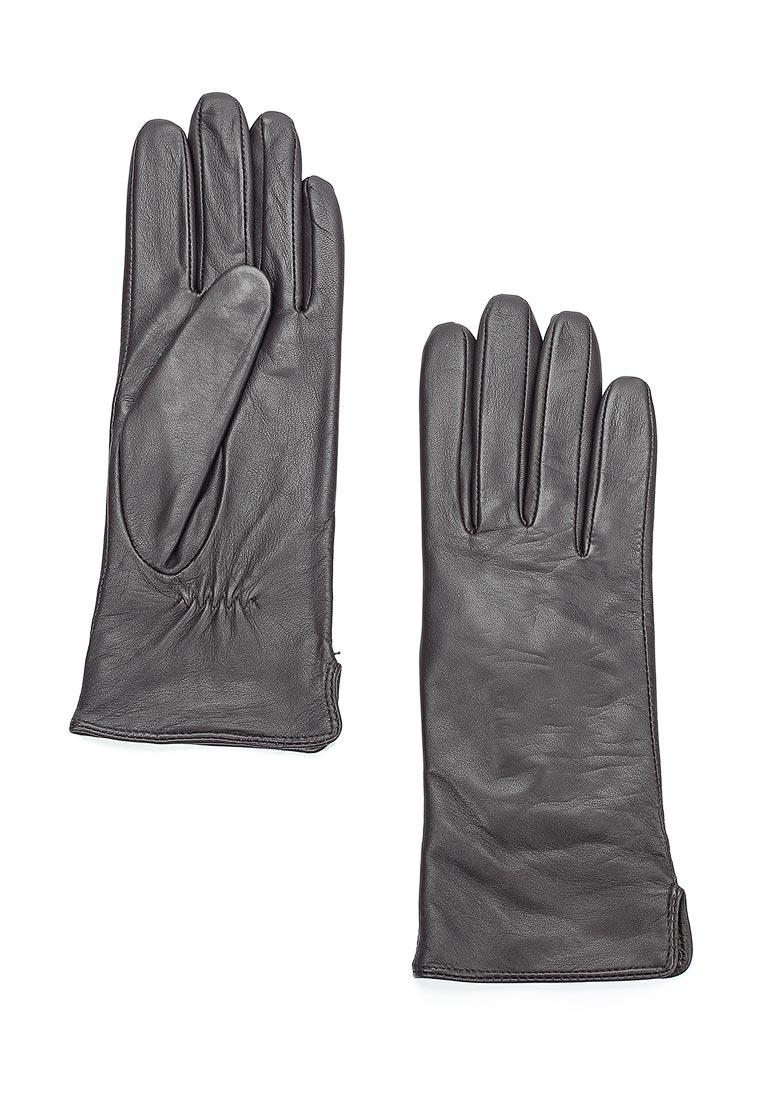 Женские перчатки Labbra LB-0190 d.brown