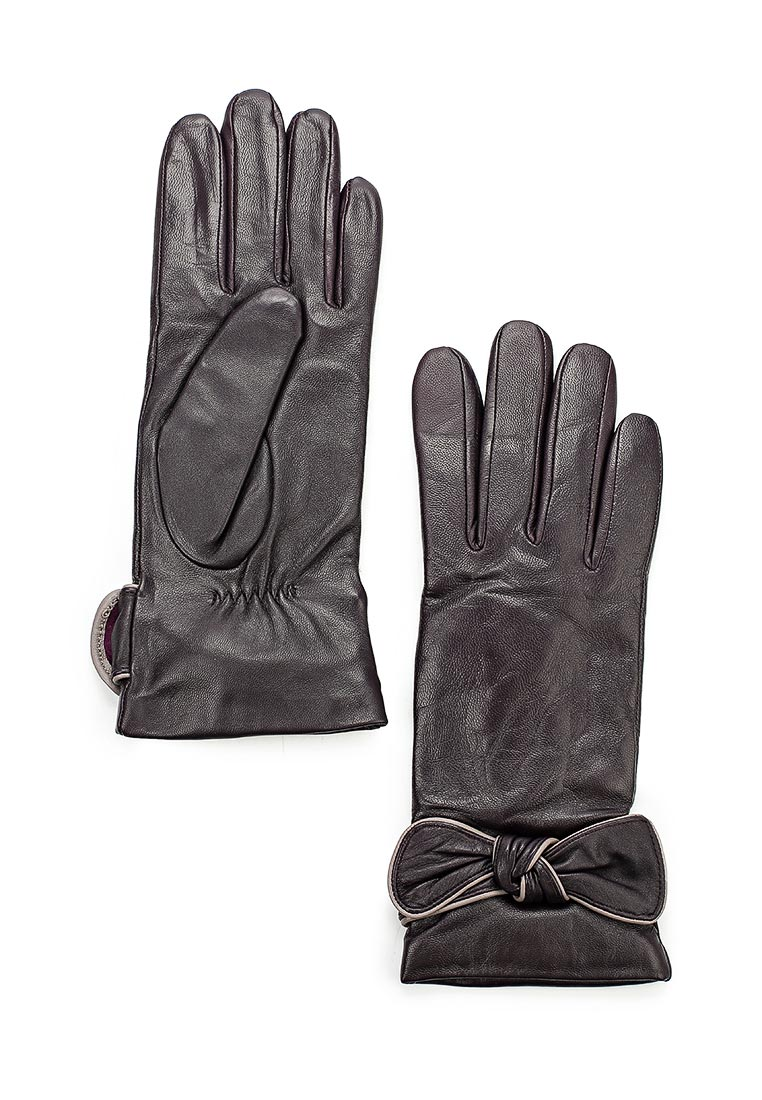 Женские перчатки Labbra LB-0310 amethyst/l.grey