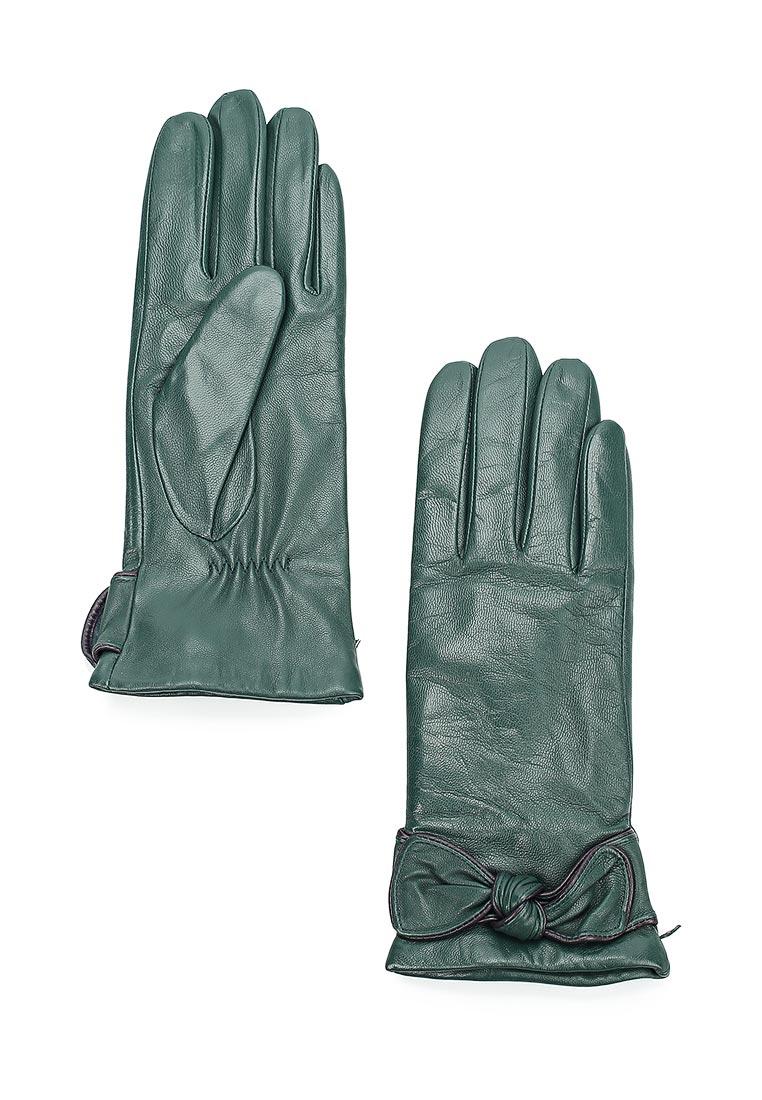 Женские перчатки Labbra LB-0310 green/galaxy