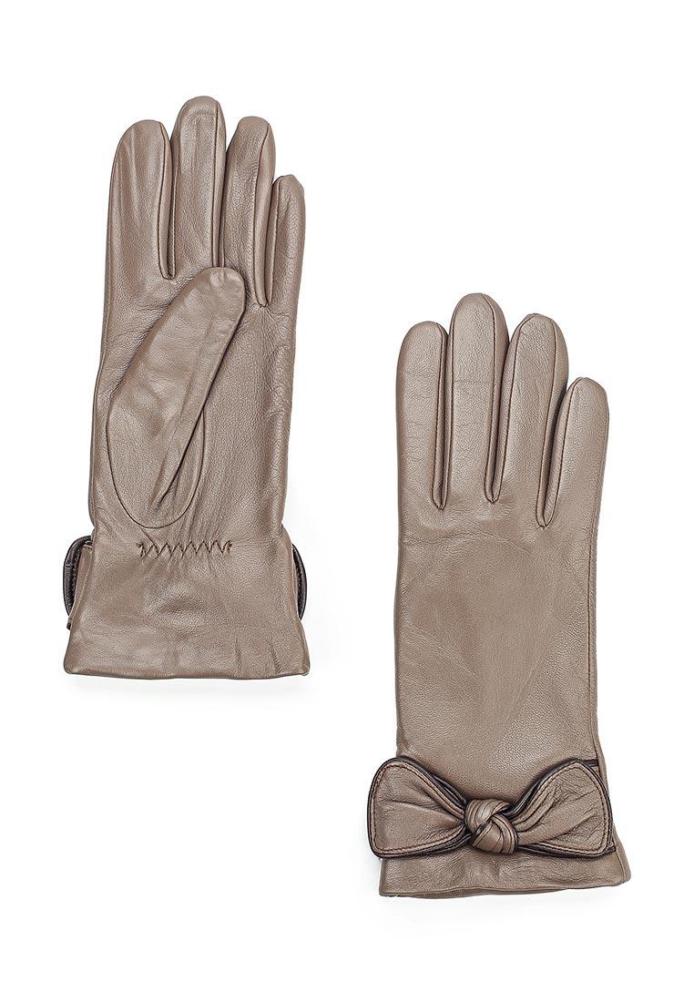 Женские перчатки Labbra LB-0310 l.taupe/brown