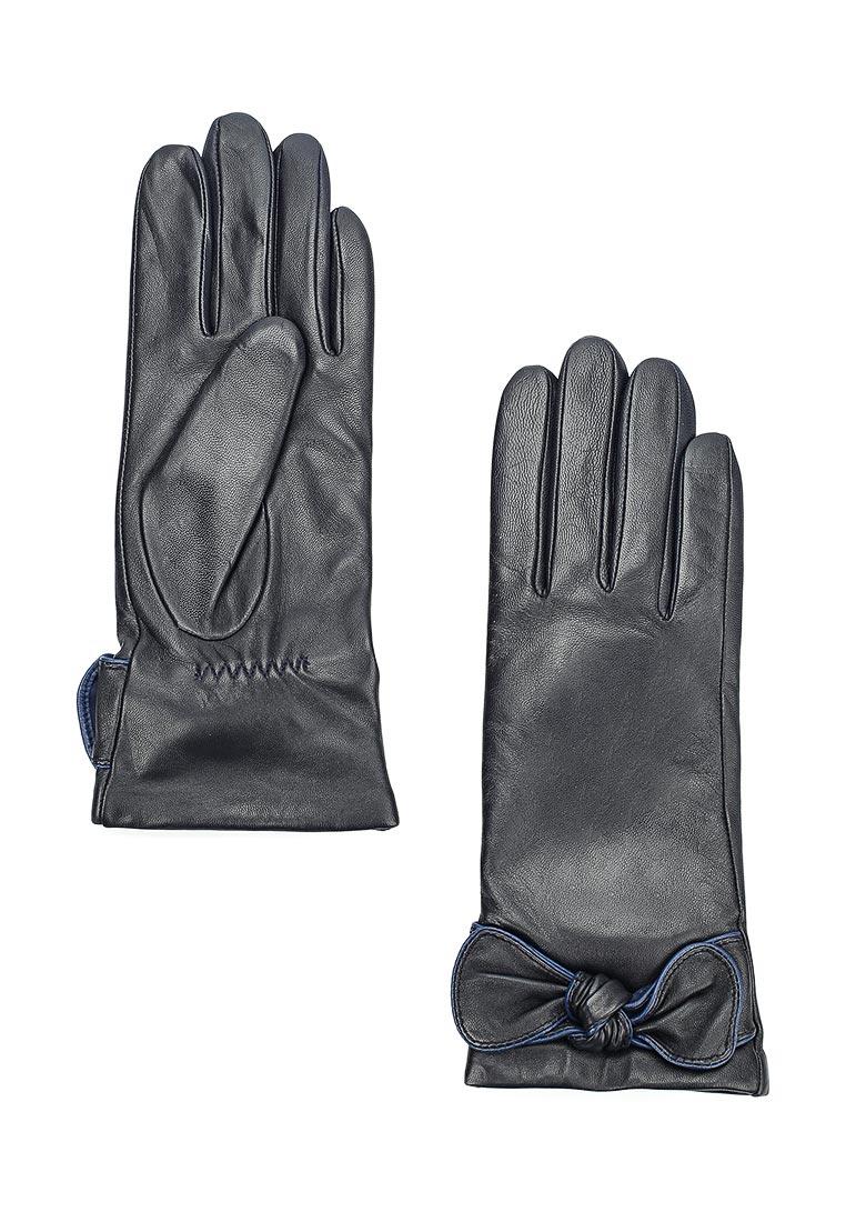 Женские перчатки Labbra LB-0310 navy/blue