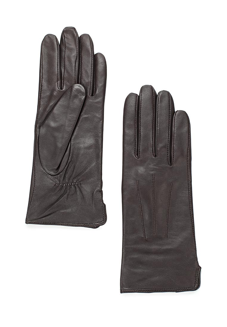 Женские перчатки Labbra LB-0825 d.brown