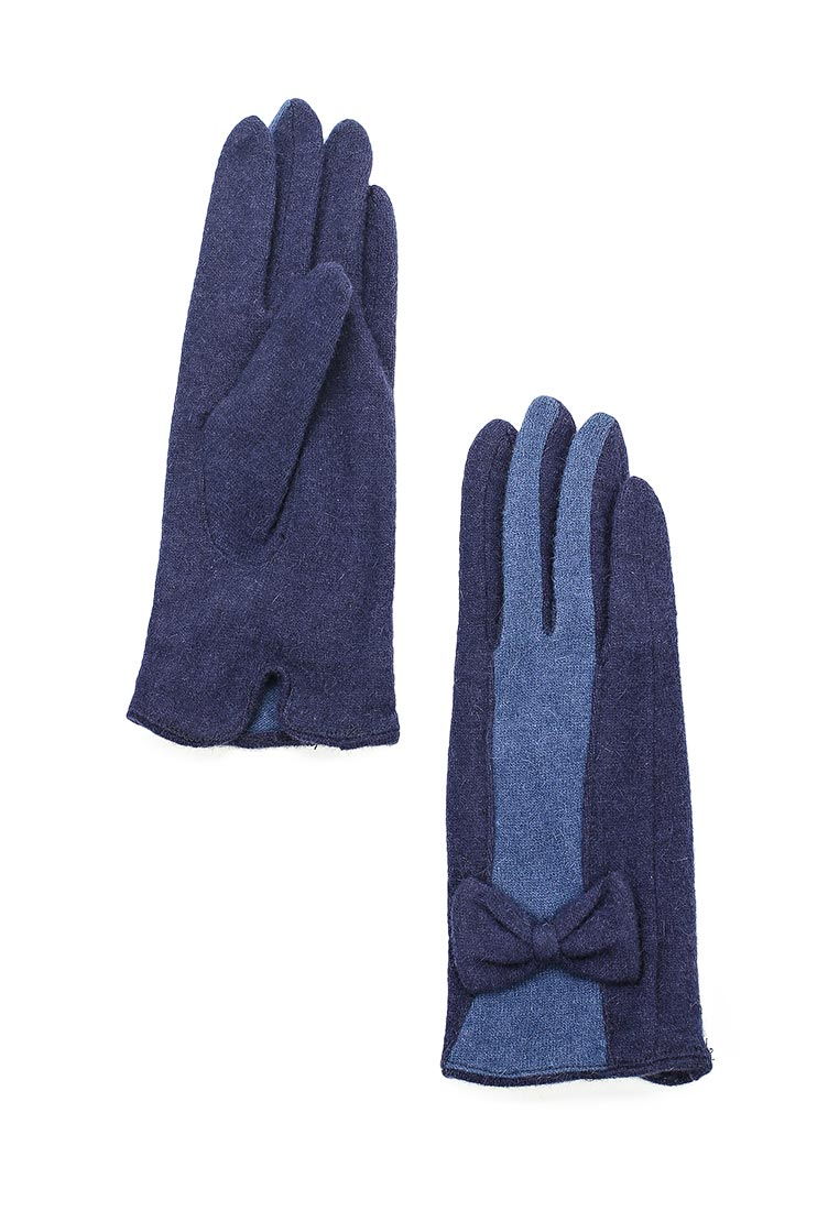 Женские перчатки Labbra LB-PH-39 navy/blue