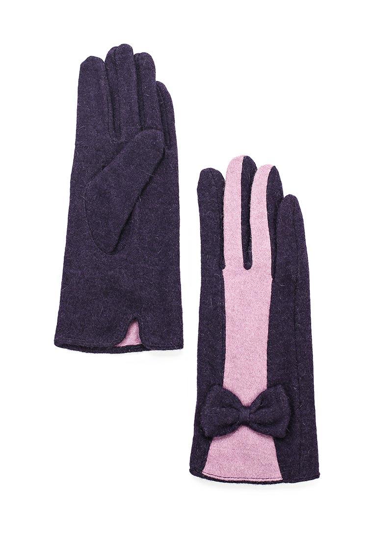 Женские перчатки Labbra LB-PH-39 purple/l.purple