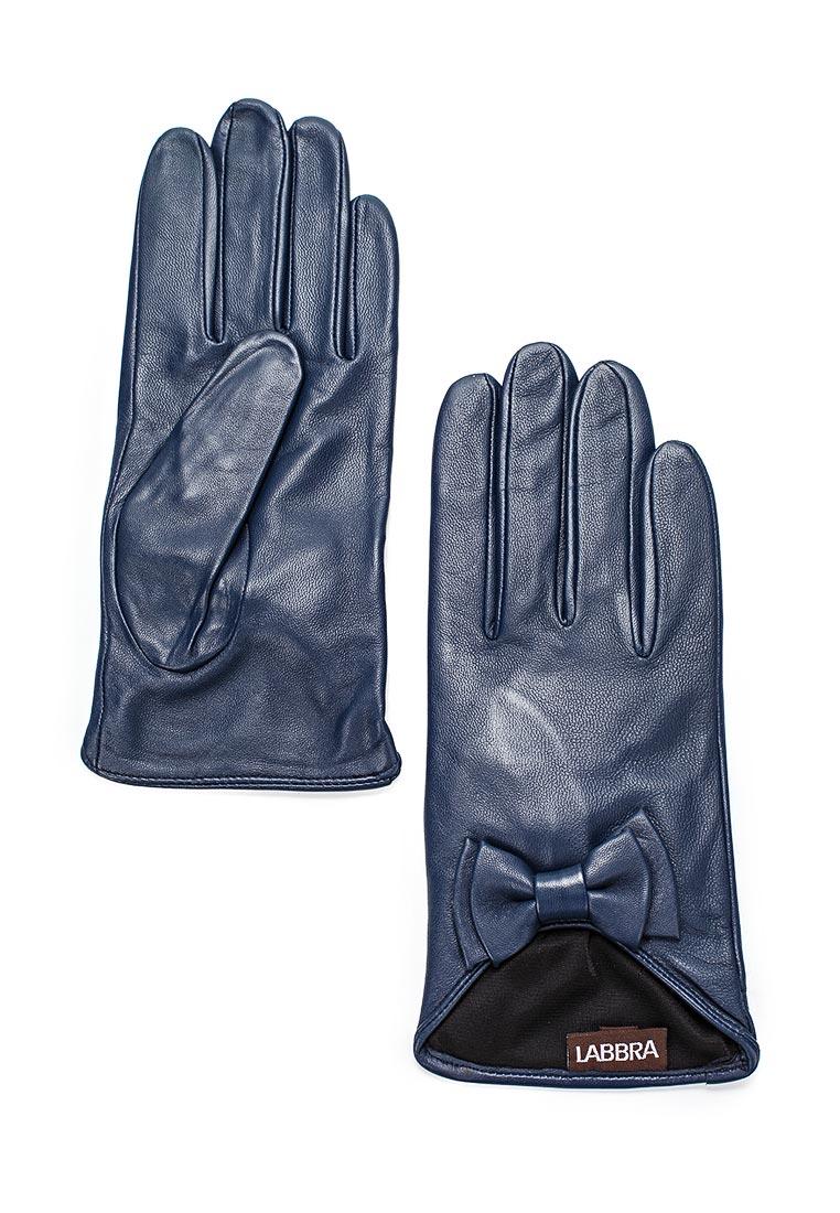 Женские перчатки Labbra LB-8445 blue